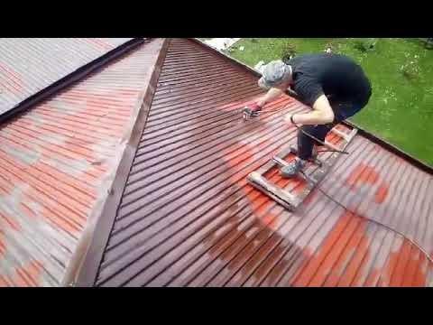 profesjonalnie malowanie dachów3